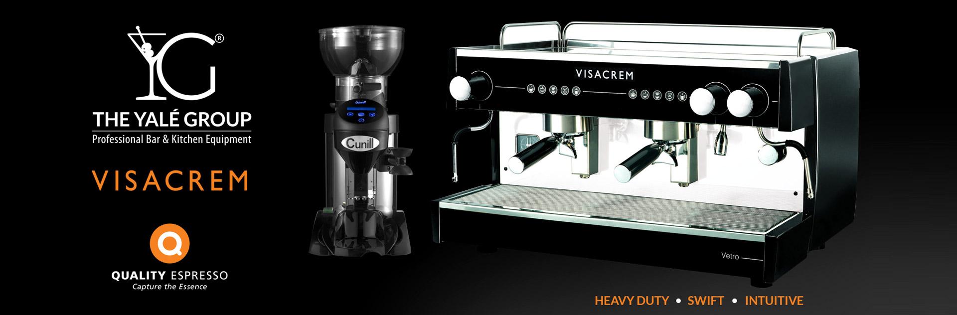 Visacrem Coffee Machine