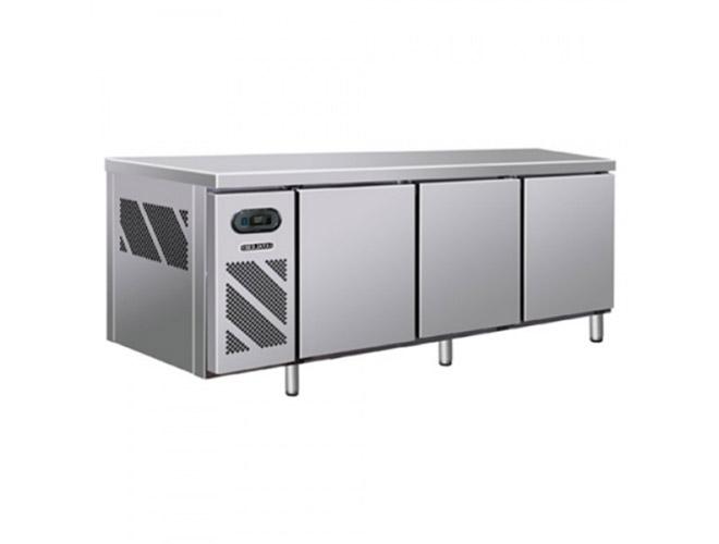 Dual Counter Chiller & Freezer (3 Door)