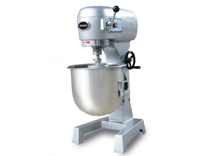 Bakery Mixer 10 / 20 / 30 Litre Without Netting