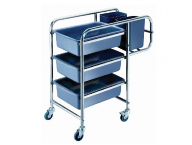 Cutlery Trolley (Knock Down) – BJY-CT