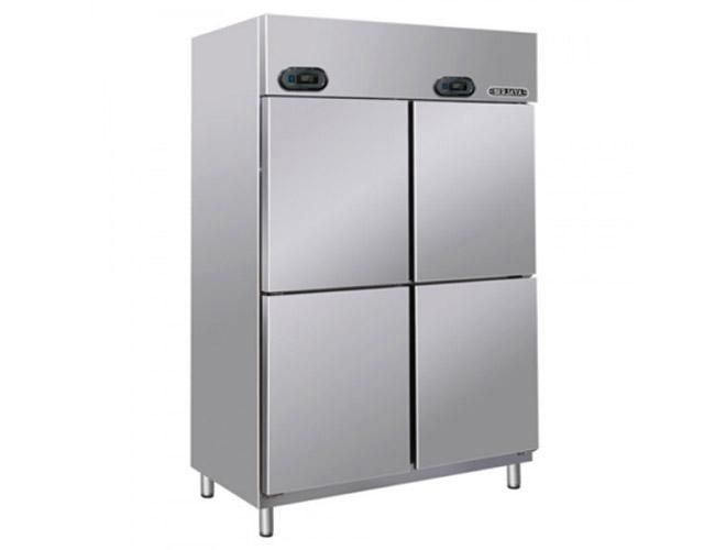 Dual Upright Chiller & Freezer (4 Door) BSDU2F2C/Z