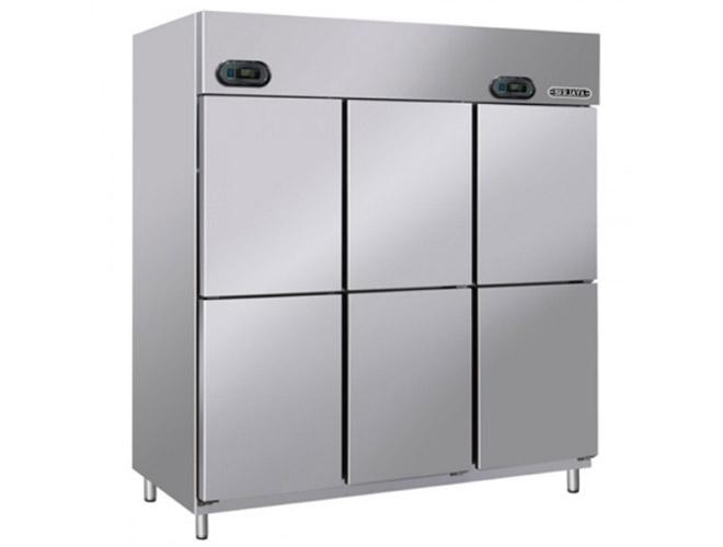 Dual Upright Chiller & Freezer (6 Door) BSDU4C2F/Z