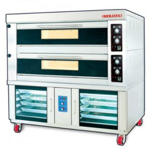 Electrical Baking Oven + Pans Proofer