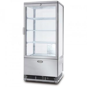 Four Glass Display Chiller