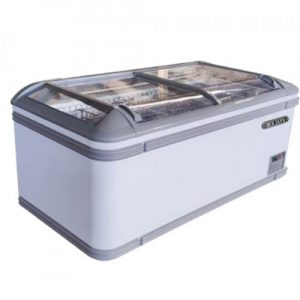 Island Freezer (Combined Option)