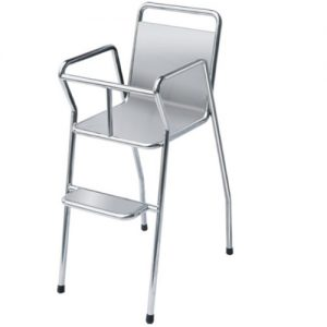 Stainless Steel Baby Chair