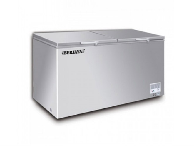 Stainless Steel Chest Freezer (Top Opening) – BJY-CFSS828