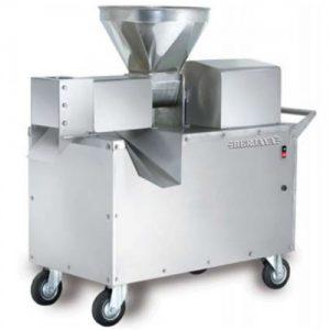 Stainless Steel Coconut Milk Machine