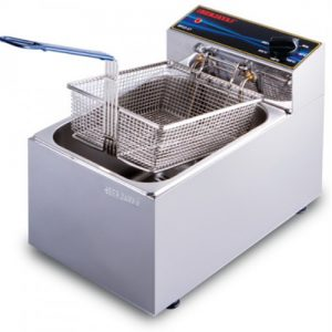 Stainless Steel Electrical Deep Fryer