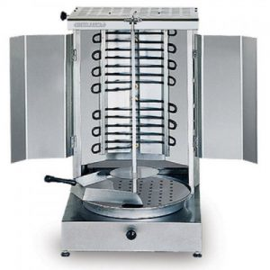 Stainless Steel Electrical Kebab Machine