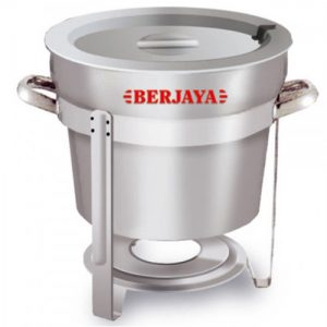 Stainless Steel Insert Soup Kettle