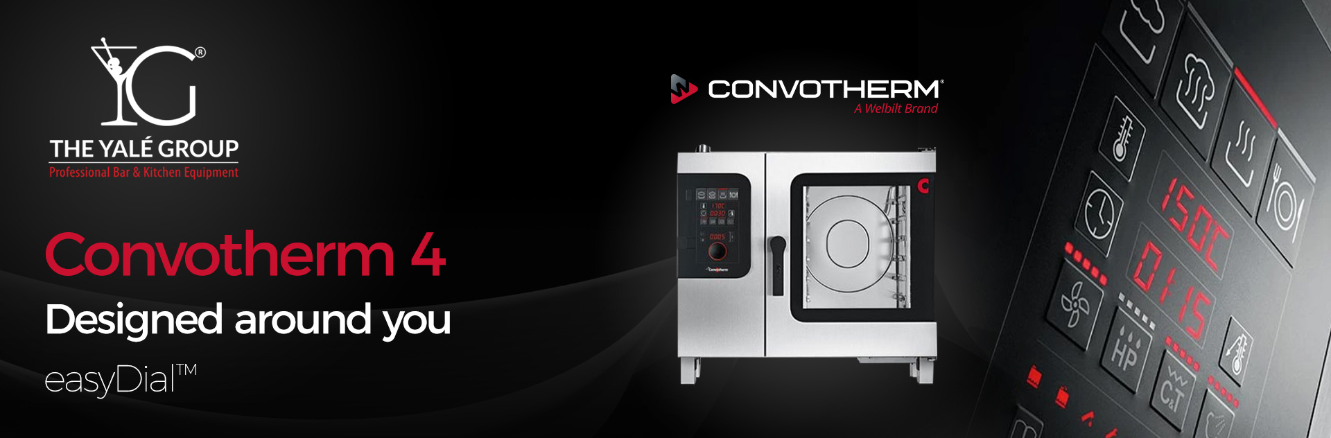 convotherm 4 easyDial
