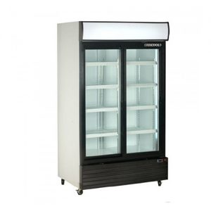 Display Chiller - Blower System (Juscool)