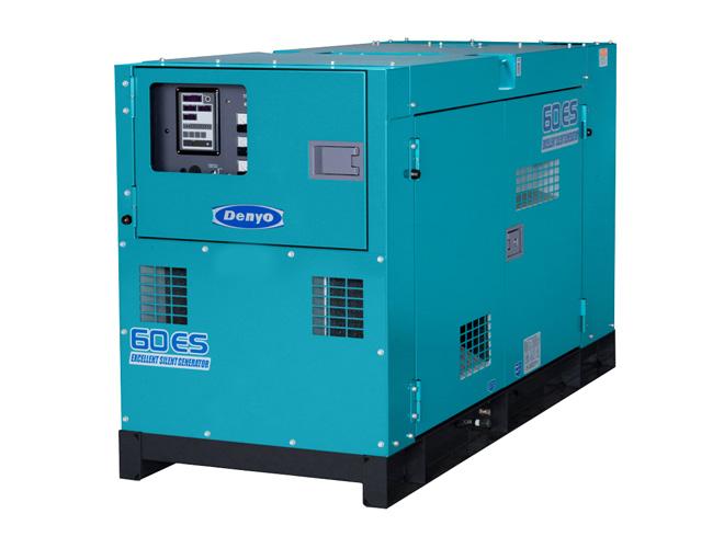 Denyo Generator DCA-60ESI2, 50KVA