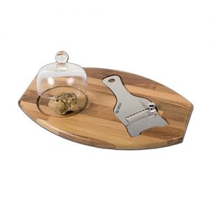 Empty Truffle Set, with Hollow for Truffle Slicer